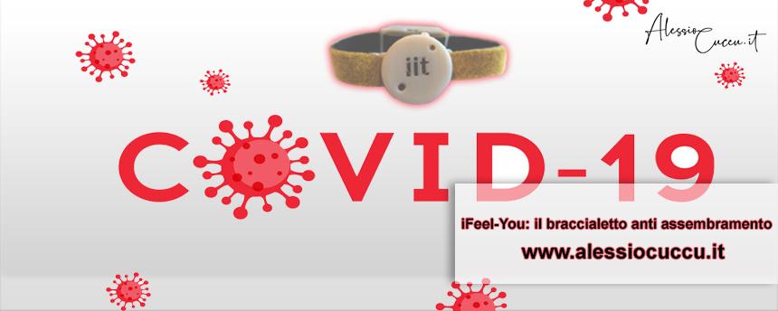 iFeel-You: il braccialetto anti assembramento